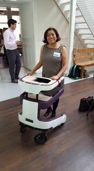 JOBEDA with robot